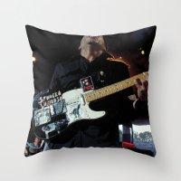 Tom Morello - Rage Against the Machine /AUDIOSLAVE Throw Pillow