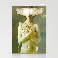 Eve's Temptation Stationery Cards