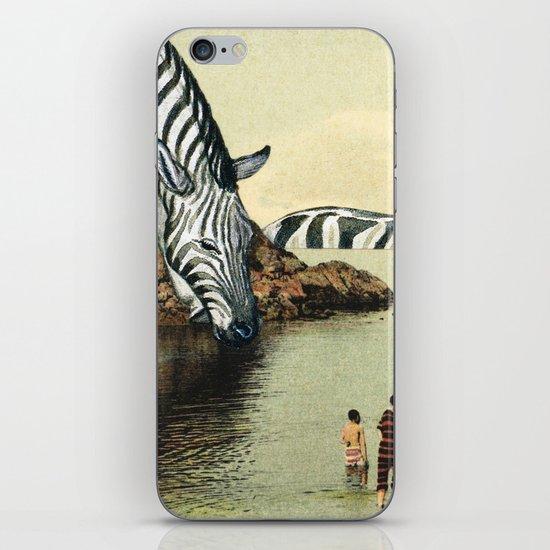 I enjoy your company iPhone & iPod Skin