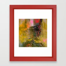 Paris  Forever   (A Day … Framed Art Print