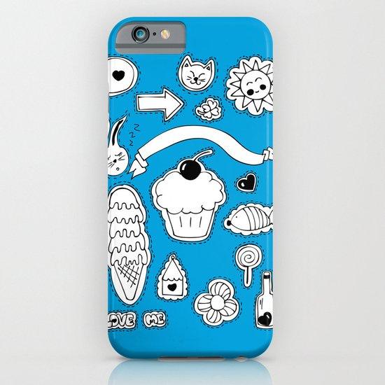 Sticker World iPhone & iPod Case