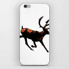 The Mighty Moose Mongoose Reindeer Elk Rentier Caribou iPhone & iPod Skin