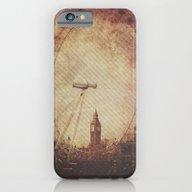 Big Ben In The Eye Of Lo… iPhone 6 Slim Case