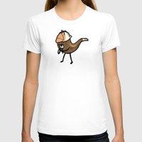 sherlock T-shirts featuring Sherlock  by Jonah Makes Artstuff