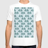 Bunny Mad! Mens Fitted Tee White SMALL