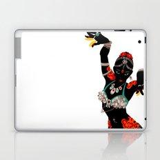 Tattooed Dancer Laptop & iPad Skin