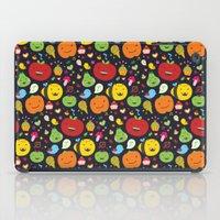 Fruticas Pattern iPad Case