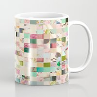 Quilted  Mug