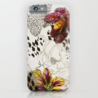 iPhone & iPod Case featuring orchids by Marcella Wylie