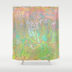 Hush + Glow Shower Curtain