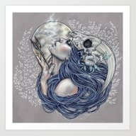 Final Breath Art Print