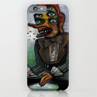 The Eye in the Ointment iPhone 6 Slim Case