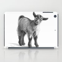 Goat baby G097 iPad Case