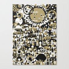 SUNNY LAVISTA Canvas Print