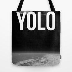 Felix Baumgartner YOLO Tote Bag