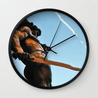 Florence, Italy Wall Clock