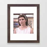 Basket Case 2.0 Framed Art Print