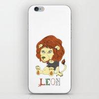 Leon iPhone & iPod Skin