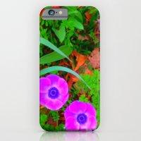 poppies will make them sleep iPhone 6 Slim Case