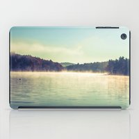 Peaceful Reflections iPad Case