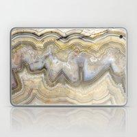 Jagged Agate Laptop & iPad Skin