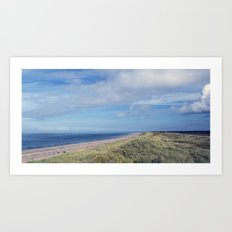 The Ayres at Blue Point Art Print