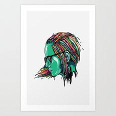 Colorvision Art Print