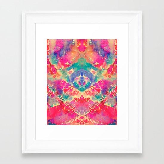 THE DUCHESS GRAND Framed Art Print