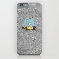 Old Man and the Sea iPhone 6 Slim Case
