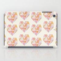 Pour Toujours Pattern iPad Case