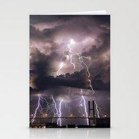 Talmadge Thunder Stationery Cards