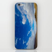 And, Oh, The Vast Beauty Of This World iPhone & iPod Skin