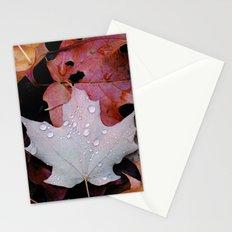 Sprinkle Leaf Stationery Cards