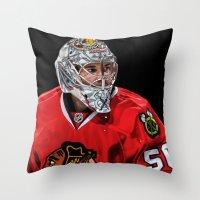 Cory Crawford Throw Pillow