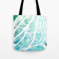 The See-Thru Sea Tote Bag
