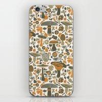 Like a fall iPhone & iPod Skin