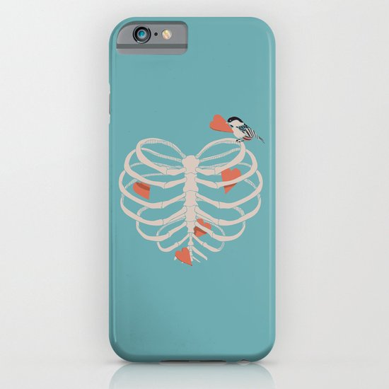 The Heart Collector iPhone & iPod Case