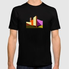 Casa Luis Barragán - Modern architecture abstracts  SMALL Black Mens Fitted Tee