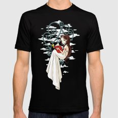 Fairy Tale Mens Fitted Tee Black SMALL