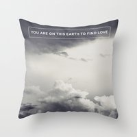 Reminder Throw Pillow