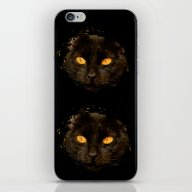 DARK DELIGHT iPhone & iPod Skin