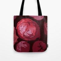 Strawberry land Tote Bag