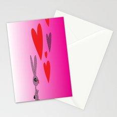 Lovy Bunny Stationery Cards