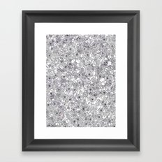 forest011 Framed Art Print