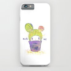 the secret wish of a cactus iPhone 6s Slim Case