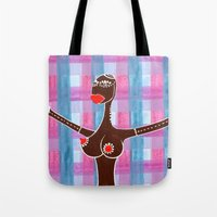 Open Arms Tote Bag