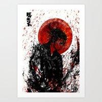 Vagabond Art Print