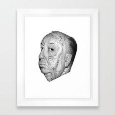 HitchWood Framed Art Print