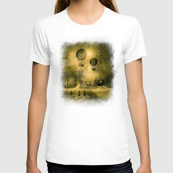 Chapter I (colour option) T-shirt