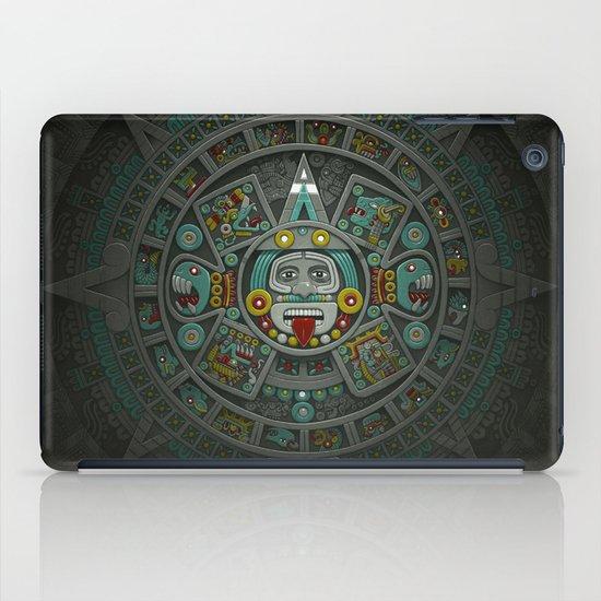 Stone of the Sun II. iPad Case